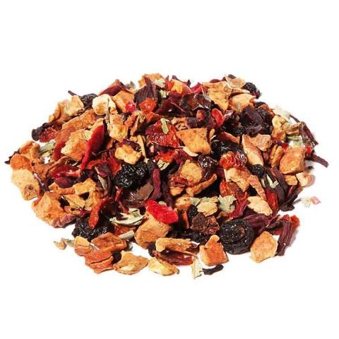 Mezcla de frutas Caperucita Roja