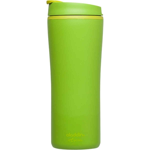 Taza termo Recycled & Recyclable Mug color verde