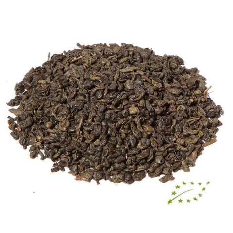 Te verde China Gunpowder BIO