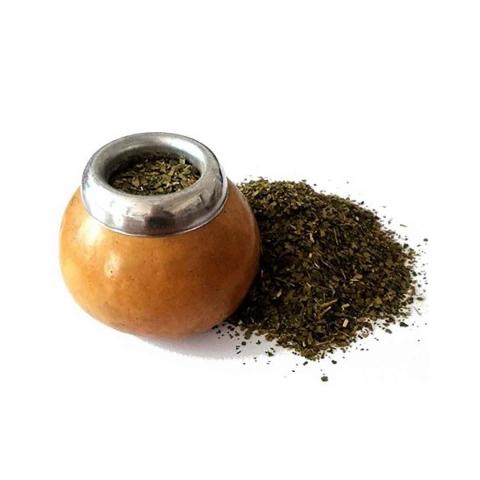 Calabaza natural para hierba mate