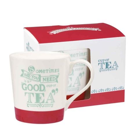 Taza porcelana china Cup of Tea