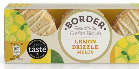 galletas border biscuit de mantequilla con limón