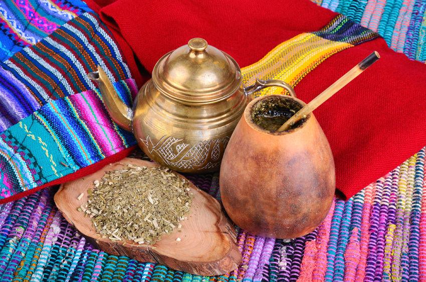 Ceremonia del té en Argentina