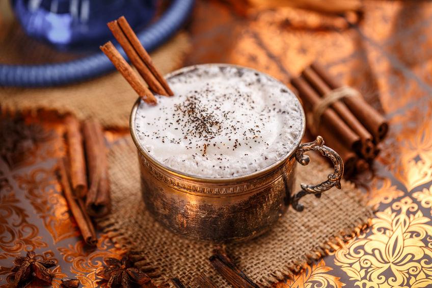 Ceremonia del té en la India